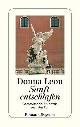 Kartonierter Einband Sanft entschlafen von Donna Leon