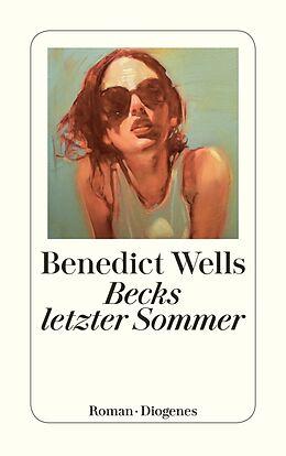 Kartonierter Einband Becks letzter Sommer von Benedict Wells