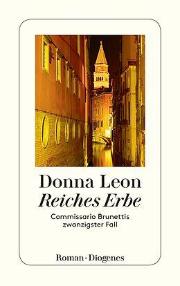 Taschenbuch Reiches Erbe von Donna Leon