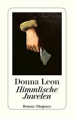 Kartonierter Einband Himmlische Juwelen von Donna Leon