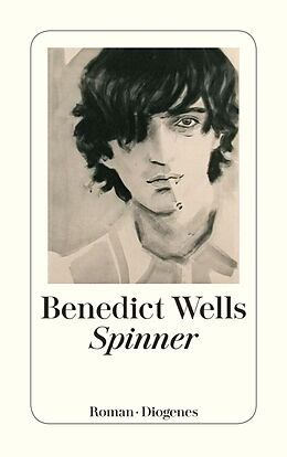 Kartonierter Einband Spinner von Benedict Wells