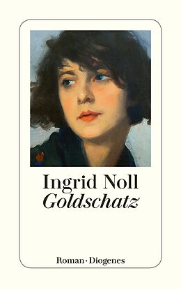 Kartonierter Einband Goldschatz von Ingrid Noll
