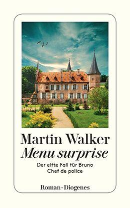 Kartonierter Einband Menu surprise von Martin Walker