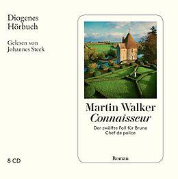Audio CD (CD/SACD) Connaisseur von Martin Walker