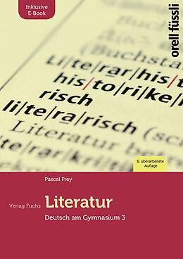 Kartonierter Einband Literatur  inkl. E-Book von Pascal Frey