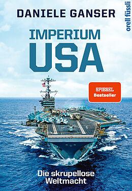 Fester Einband Imperium USA von Daniele Ganser