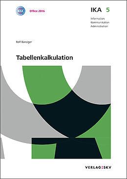 Tabellenkalkulation inkl. Enhanced Book OHNE Lösungen [Versione tedesca]