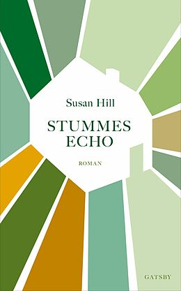 E-Book (epub) Stummes Echo von Susan Hill