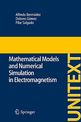 Kartonierter Einband Mathematical Models and Numerical Simulation in Electromagnetism von Alfredo Bermúdez De Castro, Pilar Salgado, Dolores Gomez