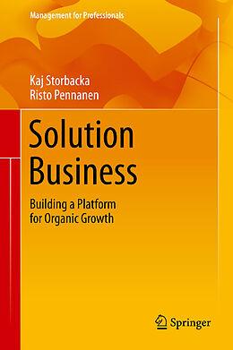 E-Book (pdf) Solution Business von Kaj Storbacka, Risto Pennanen