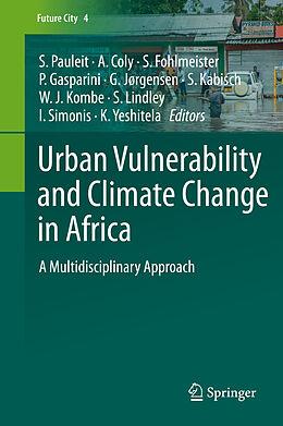 E-Book (pdf) Urban Vulnerability and Climate Change in Africa von