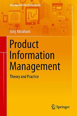 E-Book (pdf) Product Information Management von Jorij Abraham