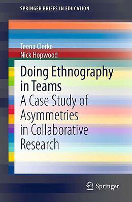 E-Book (pdf) Doing Ethnography in Teams von Teena Clerke, Nick Hopwood