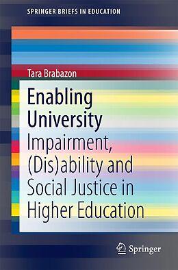 E-Book (pdf) Enabling University von Tara Brabazon