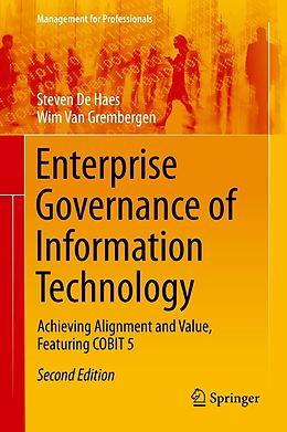 E-Book (pdf) Enterprise Governance of Information Technology von Steven De Haes, Wim Van Grembergen