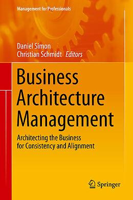 E-Book (pdf) Business Architecture Management von