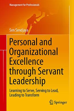 E-Book (pdf) Personal and Organizational Excellence through Servant Leadership von Sen Sendjaya