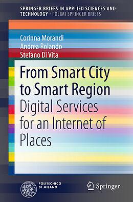 Kartonierter Einband From Smart City to Smart Region von Corinna Morandi, Stefano Di Vita, Andrea Rolando