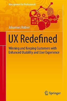 E-Book (pdf) UX Redefined von Johannes Robier