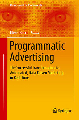 E-Book (pdf) Programmatic Advertising von