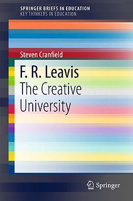 E-Book (pdf) F. R. Leavis von Steven Cranfield