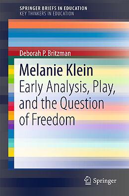 E-Book (pdf) Melanie Klein von Deborah P. Britzman