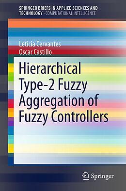 Kartonierter Einband Hierarchical Type-2 Fuzzy Aggregation of Fuzzy Controllers von Leticia Cervantes, Oscar Castillo