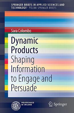 Kartonierter Einband Dynamic Products von Sara Colombo