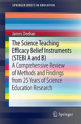 E-Book (pdf) The Science Teaching Efficacy Belief Instruments (STEBI A and B) von James Deehan