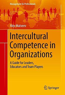 E-Book (pdf) Intercultural Competence in Organizations von Alex Matveev