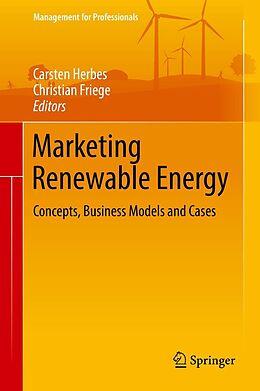 E-Book (pdf) Marketing Renewable Energy von