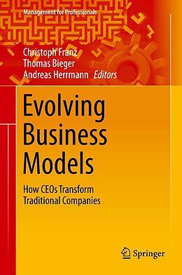 E-Book (pdf) Evolving Business Models von