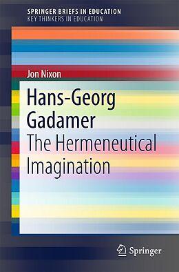 E-Book (pdf) Hans-Georg Gadamer von Jon Nixon