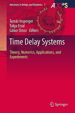 E-Book (pdf) Time Delay Systems von