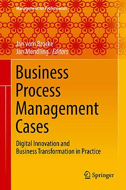E-Book (pdf) Business Process Management Cases von