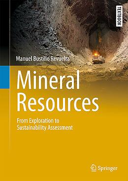 Fester Einband Mineral Resources von Manuel Bustillo Revuelta
