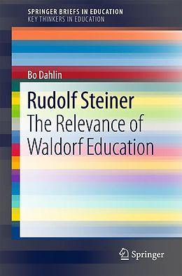E-Book (pdf) Rudolf Steiner von Bo Dahlin