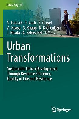 E-Book (pdf) Urban Transformations von