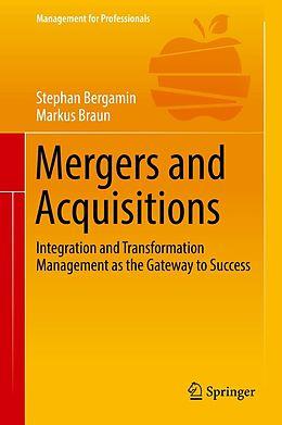 E-Book (pdf) Mergers and Acquisitions von Stephan Bergamin, Markus Braun