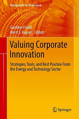 E-Book (pdf) Valuing Corporate Innovation von