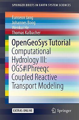 E-Book (pdf) OpenGeoSys Tutorial von Eunseon Jang, Johannes Boog, Wenkui He