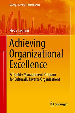 E-Book (pdf) Achieving Organizational Excellence von Flevy Lasrado