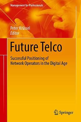 E-Book (pdf) Future Telco von