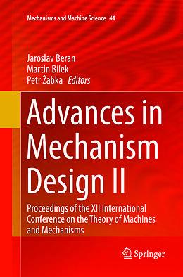 Kartonierter Einband Advances in Mechanism Design II von