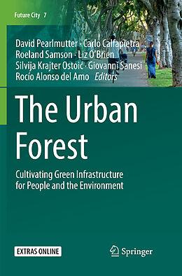 Kartonierter Einband The Urban Forest von
