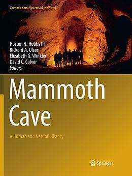 Kartonierter Einband Mammoth Cave von