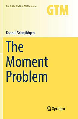 Kartonierter Einband The Moment Problem von Konrad Schmüdgen