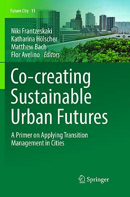 Kartonierter Einband Co-creating Sustainable Urban Futures von