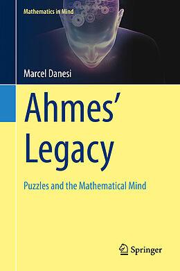 Fester Einband Ahmes' Legacy von Marcel Danesi
