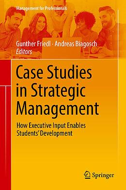 E-Book (pdf) Case Studies in Strategic Management von